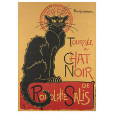 NEW IXXI le chat noir wall art by Until