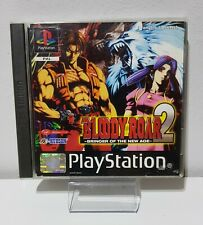 Bloody Roar 2 (Sony PLAYSTATION 1/PS1 / One Hudson 1999) Boxed + Instructions
