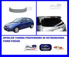 Alettone Spoiler Tuning  Posteriore Ford Focus - Tuning - Accessori Auto  Ford