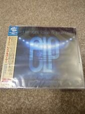 Emerson, Lake & Palmer Greatest Hits Live Jap Import 2CD with OBI strip Sealed