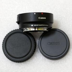 New Auto focus EF-EOS M Mount adapter for Canon EOS M M2 M3 M5 M6 M10 M50 M100