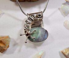 Boulder Opals Natural Fine Pendants