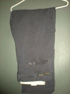 Workrite FR 2112 48x32 WESTEX ULTRASOFT Navy Pants ARC12.4 431UT95NB V Good