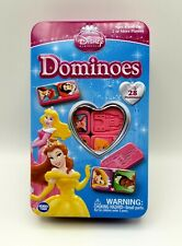 Disney Princess Dominoes. *NEW*
