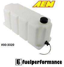 AEM V2 Water/Methanol Injection 5 Gallon Tank & Conductive Fluid Level Sensor