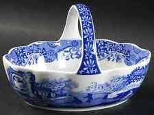 Spode BLUE ITALIAN 200 Anniversary Entertainment Basket Set 10843625