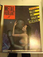 Mag BD  METAL HURLANT 61 bis