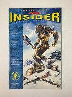 Dark Horse Insider May 1993 Predator Cover