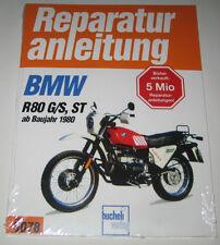 Manual de Reparaciones BMW R 80 G/S , st a Partir Año Fab . 1980