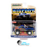 Greenlight 1:64 Original Bigfoot #1 Ford F-250 Monster Truck Flames【 In stock 】