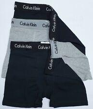 Calvin Klein Men's Underwear Cotton Stretch Briefs Trunk (3 Pack) M