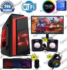 FAST  FORCE Gaming PC Intel Core i7 16GB  128SSD + 1TB GTX1050TI 4GB WIN 10