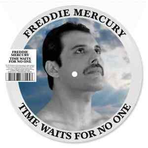 Freddie Mercury Queen NEW Time waits Vinyl Picture Disc Limited Edition 2019