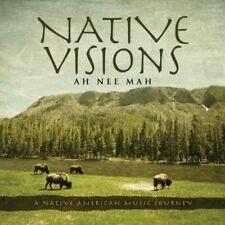 Ah*Nee*Mah - Native Visions: A Native American Music Journey [New CD]