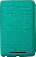 """ASUS Nexus 7 Travel Cover 7"""" Dossier Turquoise Étui pour Tablette Neuf Officiel"""