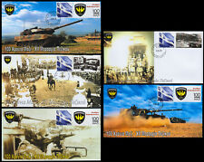 Greece 2020 100 Years Together XII Military Infantry Division Unofficial FDC