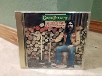 Gene Parsons The Kindling Collection cd Sierra Gold edition Flying Burrito Bros