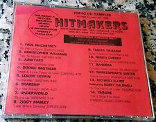 HITMAKERS TOP 40 CD SAMPLER 24 RARE DJ CD 1989 Paul McCartney Neneh Cherry +more