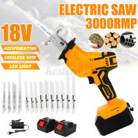 Electric Drill Reciprocating Saw Cutter Metal Cordless Cutting Recip Power