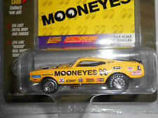 Johnny Lightning Racing Dreams MOONEYES Funny Car