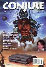 CONJURE MAGAZINE THEE KEEP OF COMICS & GAMES MAY/JUNE 95 FANTASY VF!