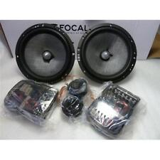 "FOCAL 165AS ACCESS KIT 2 VIE WOOFER 6.5"" 165mm 120W TWEETER CROSSOVER *ORIGINAL*"