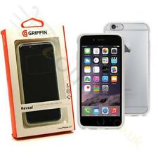 Griffin Reveal FINO FUNDA TRANSPARENTE FUNDA PROTECTORA PARA IPHONE 6 6s blanco