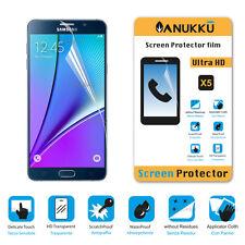 3x PELLICOLA per Samsung Galaxy Note 5 N920 FRONTE + PANNO PROTETTIVA DISPLAY