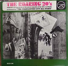 The Roaring 20s The Charlestonj City All Stars 33 RPM NR-Mint 110215 TLJ