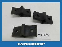 3 Pieces Support Silencer Rubber Buffer Silencer Slim-Grip For ALFA ROMEO 75