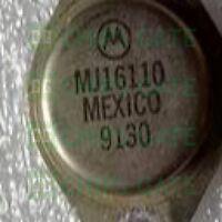 1PCS MJ16110 Encapsulation:TO-3,POWER TRANSISTORS 15 AMPERES 400 VOLTS 175