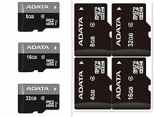 NUEVO 4gb 8gb 16GB 32gb ADATA microSD SDHC TF memoria C4/C10