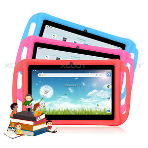 For 7 inch Tablet Silicone Tablet Case Cover Waterproof Shockproof Cheap 2 Color