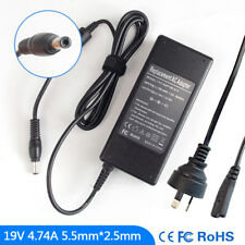 AC Power Adapter Charger for Toshiba Satellite Pro L500-1RL Notebook
