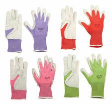 Atlas  Unisex  Indoor/Outdoor  Nitrile  Coated  Gloves  Assorted  M