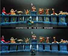 Saint Seiya Myth Cloth Poseidon Armor/Armure/Mini Figure+Socle/Stand+Kanon SQT06