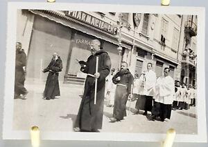 Vintage photo of Swiss Lugano Italian Canton 1930s.