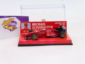 """Minichamps 510964301 # Ferrari F310 F1 No.1 MSC 1996 """" Michael Schumacher """" 1:43"""