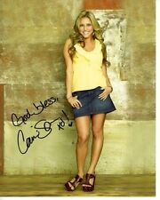 CASSIE CASSANDRA SCERBO signed autograph MAKE IT OR BREAK IT LAUREN TANNER photo