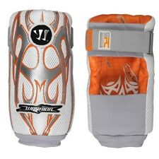 New Warrior Lacrosse Players Club Arm Elbow Pad 7.0 Ultra Light White Large