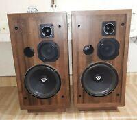 (2) VINTAGE Cerwin-Vega D3 Digital Series Speakers* Local Pickup ONLY- GA.