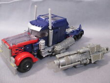 "Transformers Dark of the Moon ""OPTIMUS PRIME"" Complete Voyager Class DOTM 2011"