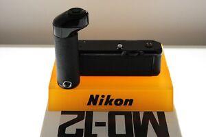 Nikon MD-12 Motor Drive for FE, FE2, FM, FM2, FM2N & FM3A in MINT- condition.