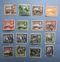 CYPRUS Stamps Collection Of 16