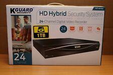 KGUARD HD1681 HD Hybrid Security System 1TB 16 Channel DVR ONLY