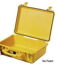 Pelican 1520 Case (Yellow)-Excellent Condition no foam