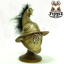ACI Toys 1/6 Gladiator Priscus_ Golden Helmet No feather _Roman Warriors AT035K