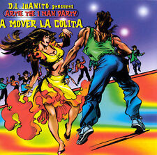 Various Artists : A MOVER LA COLITA CD