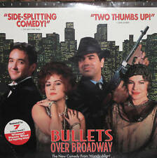 BULLETS OVER BROADWAY (LaserDisc) John Cusack