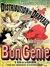 Politica culturale rivoluzione Bastiglia BANDIERA FRANCIA FRANCESE Pubblicità POSTER 1632pylv